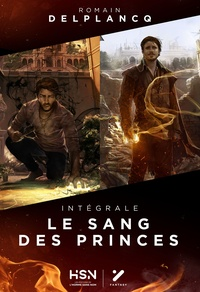 Romain Delplancq - Coffret le sang des princes.