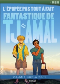 Romain Delplancq et E.K. Weaver - Tj et Amal - Sur la route.