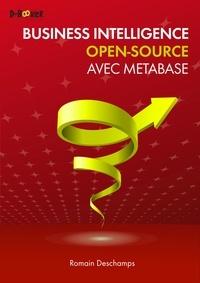 Romain Deschamps - Business Intelligence open-source avec Metabase.