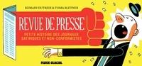 Revue de presse - Romain Dutreix, Toma Bletner - 9782352078371 - 10,99 €