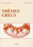 Romain Garnier et Lucien Pernée - Thèmes grecs.