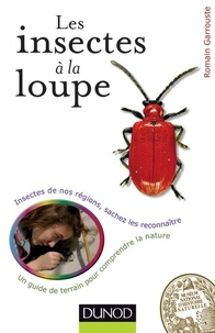 Romain Garrouste - Les insectes à la loupe - Un guide de terrain pour découvrir la nature.