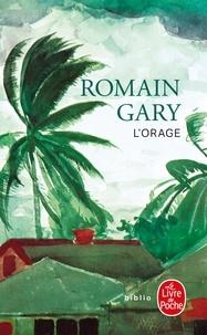 Romain Gary - L'Orage.