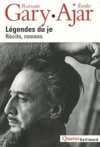 Romain Gary et Emile Ajar - Légendes du Je.