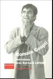 Romain Goupil et Bernard Lefort - Romain Goupil - Entretiens avec Bernard Lefort.