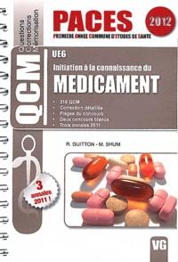 Initiation à la connaissance du médicament UE6.pdf