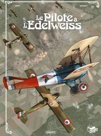 Romain Hugault et  Yann - Le Pilote à l'edelweiss  : .