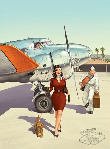 Pin-up Wings Tome 5