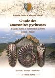 Romain Jattiot et Vincent Trincal - Guide des ammonites pyriteuses - Toarcien moyen et supérieur des Causses (Lozère - France).