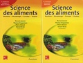Romain Jeantet et Thomas Croguennec - Science des aliments - 2 volumes : Tome 1, Stabilisation biologique et physico-chimique ; Tome 2, Technologie des produits alimentaires.