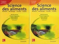 Romain Jeantet et Thomas Croguennec - Science des aliments - 2 volumes : Tome 1, Stabilisation biologique et physico-chimique ; Tome 2, Technologie des produits alimentaires.
