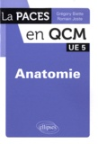 Romain Joste et Grégory Biette - Anatomie UE5.