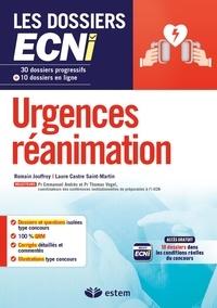 Romain Jouffroy - Urgences - réanimations.
