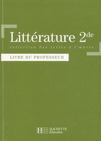 Littérature 2de - Livre du professeur.pdf