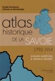 Romain Maréchal - Atlas historique de la Savoie 1792-1914.