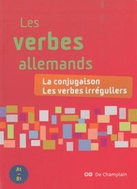Les verbes allemands- La conjugaison, les verbes irréguliers - Romain Muller |