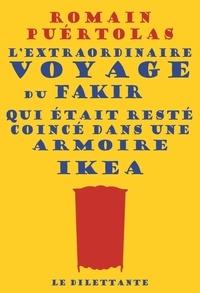 Rhonealpesinfo.fr L'extraordinaire voyage du fakir qui était resté coincé dans une armoire Ikea Image