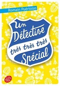 Téléchargement gratuit des meilleurs livres du monde Un détective très très très spécial (Litterature Francaise) CHM par Romain Puértolas