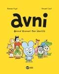 Romain Pujol et Vincent Caut - Avni Tome 1 : .