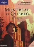 Romain Renard et Caroline Delabroy - Montréal et Québec.