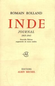Romain Rolland - Inde - Journal (1915-1943).