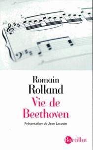 Vie de Beethoven- 1903 - Romain Rolland |