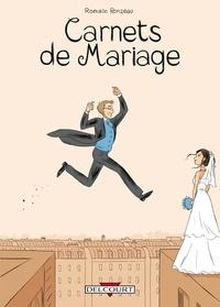 Romain Ronzeau - Carnets de mariage.