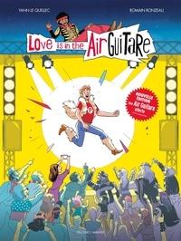 Romain Ronzeau et Yann Le Quellec - Love is in the air guitare.