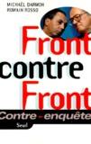 Romain Rosso et Michaël Darmon - Front contre Front.