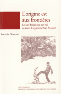 Romain Simenel - L'origine est aux frontières.