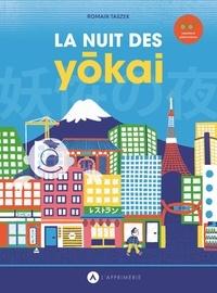 Romain Taszek - La nuit des yōkai - Avec des lunettes à yōkai.