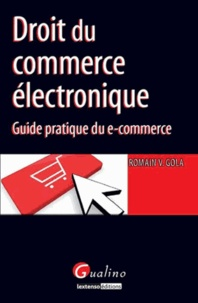 Histoiresdenlire.be Droit du commerce électronique - Guide électronique du e-commerce Image
