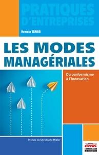 Romain Zerbib - Les modes managériales - Du conformisme à l'innovation.