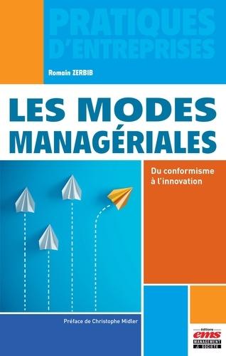 Les modes managériales. Du conformisme à l'innovation