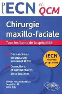 Chirurgie maxillo-faciale - Roman Hossein Khonsari pdf epub