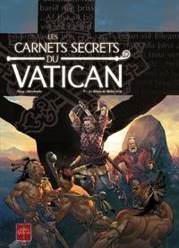 Roman Surzhenko et  Novy - Les carnets secrets du Vatican Tome 5 : Le bâton de Moïse.