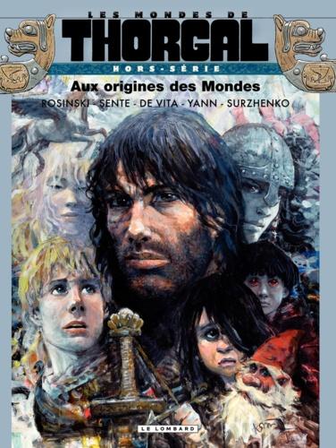 Les mondes de Thorgal Hors-série Aux origines des Mondes