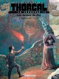 Roman Surzhenko et  Yann - Les mondes de Thorgal : La jeunesse Tome 9 : Les larmes de Hel.