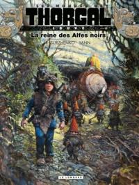 Roman Surzhenko et  Yann - Les Mondes de Thorgal : Louve Tome 6 : La reine des Alfes noirs.