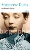 Romane Fostier - Marguerite Duras.