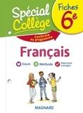 Romane Yao - Fiches français 6e Spécial collège.