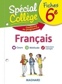 Fiches français 6e Spécial collège - Romane Yao  