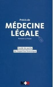 Précis de médecine légale - Guide de poche de lexpertise forensique.pdf