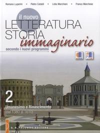 Romano Luperini - Il nuovo Letteratura Storia Immaginario - Secondo i nuovi programmi.