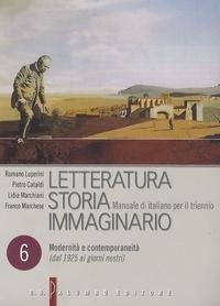 Letteratura Storia Immaginario - Tome 6, Modernità e contemporaneità (Dal 1925 ai giorni nostri).pdf