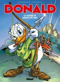 Romano Scarpa - Donald  : La légende de Donald des bois.