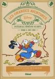 Romano Scarpa - Les grandes aventures - Intégrale Romano Scarpa Tome 3 : 1957/1959 - Picsou et le sage de Ulah-Ulah et autres histoires.