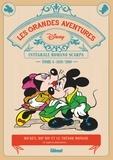 Romano Scarpa - Les grandes aventures - Intégrale Romano Scarpa Tome 4 : 1959/1960 - Mickey, Bip Bip et le trésor mongol et autres histoires.