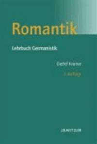 Romantik - Lehrbuch Germanistik.