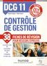 Romaric Duparc et Sabine Sépari - Contrôle de gestion DCG 11 - Fiches de révision.
